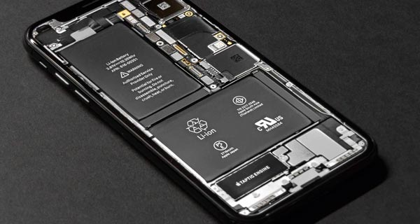 reparation batterie iphone