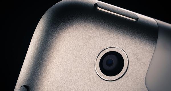 reparation caméra ipad